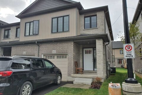 Townhouse for rent at 135 Hardcastle Dr Unit 61 Cambridge Ontario - MLS: X4943902