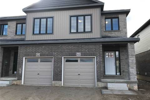 Townhouse for rent at 135 Hardcastle Dr Unit 61 Cambridge Ontario - MLS: X4639005