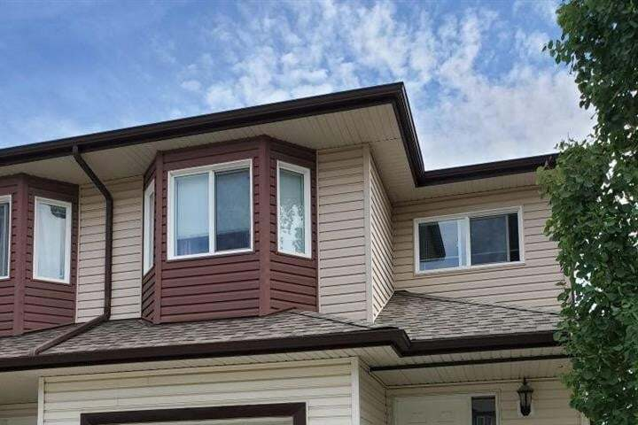 Townhouse for sale at 171 Brintnell Bv NW Unit 61 Edmonton Alberta - MLS: E4203293
