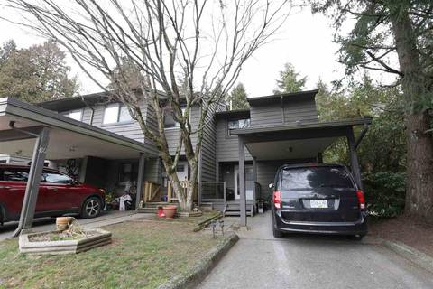 Townhouse for sale at 1930 Cedar Village Cres Unit 61 North Vancouver British Columbia - MLS: R2375231