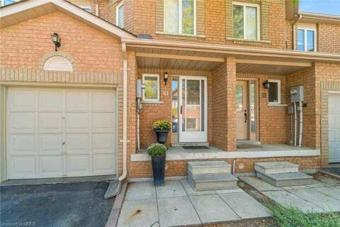 Townhouse for sale at 200 Cresthaven Rd Unit 61 Brampton Ontario - MLS: 40027084