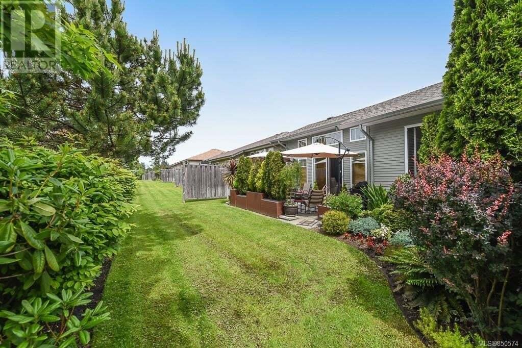 Townhouse for sale at 2300 Murrelet  Unit 61 Comox British Columbia - MLS: 850574