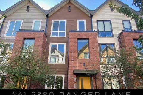 Townhouse for sale at 2380 Ranger Ln Unit 61 Port Coquitlam British Columbia - MLS: R2498749