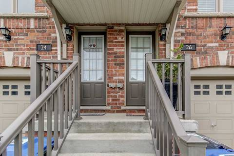 Condo for sale at 26 Soldier St Unit 61 Brampton Ontario - MLS: W4470298