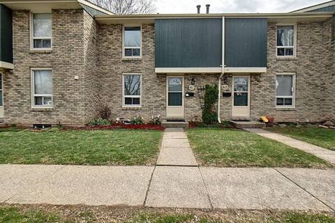 Townhouse for sale at 302 Vine St Unit 61 St. Catharines Ontario - MLS: H4054096