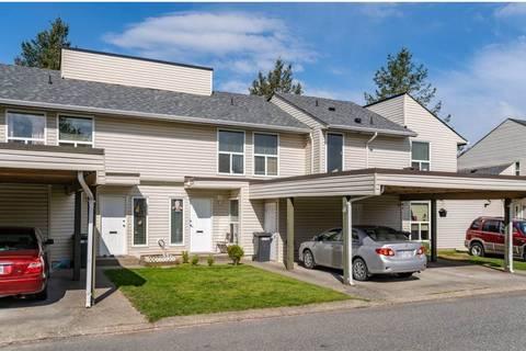 Townhouse for sale at 3030 Trethewey St Unit 61 Abbotsford British Columbia - MLS: R2363378