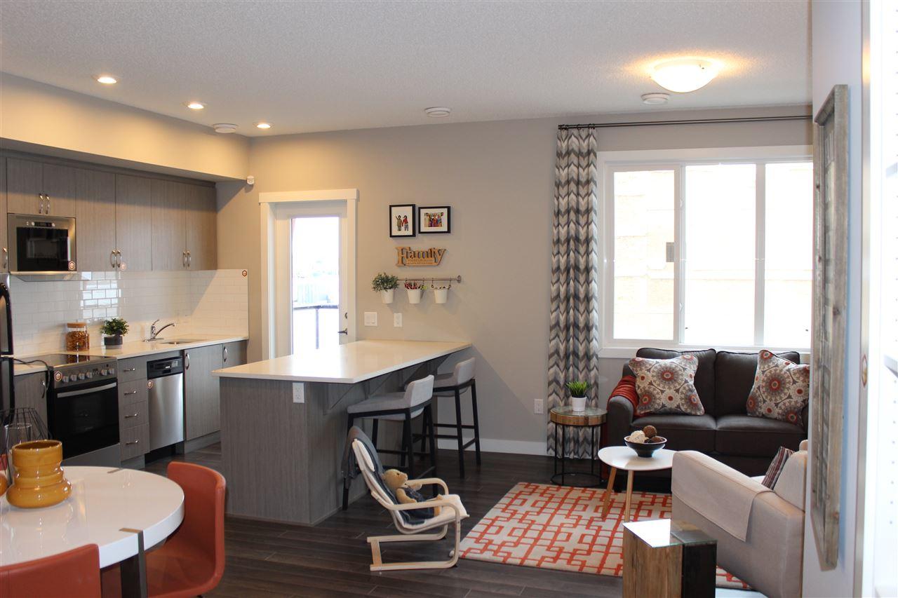 Sold: 61 - 446 Allard Boulevard, Edmonton, AB