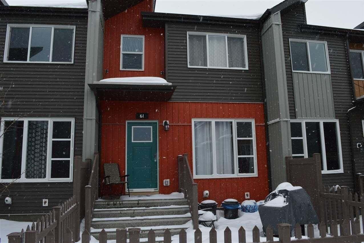 Townhouse for sale at 4470 Prowse Rd SW Unit 61 Edmonton Alberta - MLS: E4202707
