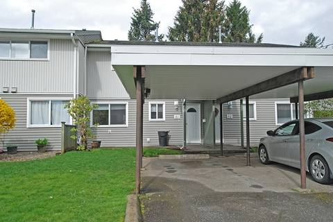 Townhouse for sale at 45185 Wolfe Rd Unit 61 Chilliwack British Columbia - MLS: R2395284