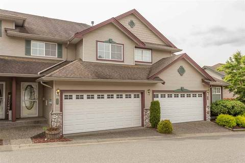 Townhouse for sale at 46360 Valleyview Rd Unit 61 Sardis British Columbia - MLS: R2397573