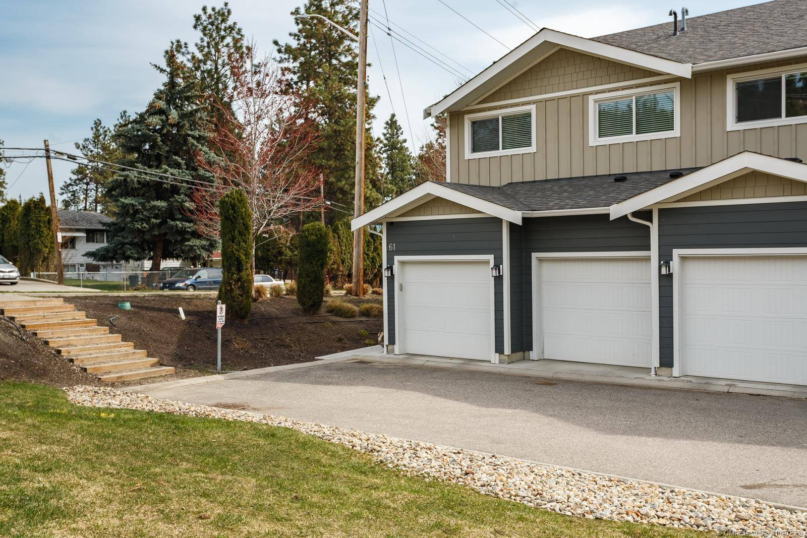 Townhouse for sale at 600 Boynton Pl Unit 61 Kelowna British Columbia - MLS: 10202580