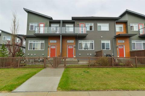 Townhouse for sale at 7503 Getty Gt Nw Unit 61 Edmonton Alberta - MLS: E4157159
