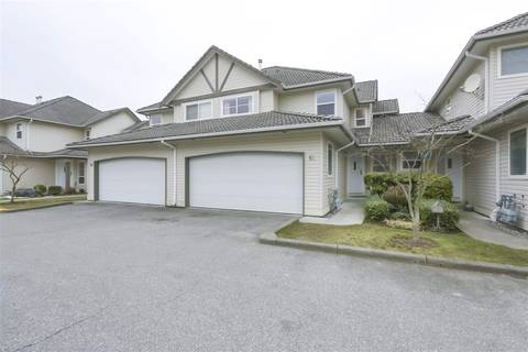 Townhouse for sale at 758 Riverside Dr Unit 61 Port Coquitlam British Columbia - MLS: R2387432