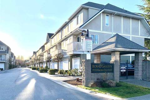 Townhouse for sale at 7831 Garden City Rd Unit 61 Richmond British Columbia - MLS: R2447895