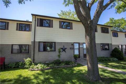 Townhouse for sale at 825 Dundalk Dr Unit 61 London Ontario - MLS: 267980