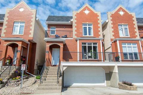 Townhouse for sale at 8403 164 Ave Nw Unit 61 Edmonton Alberta - MLS: E4165209