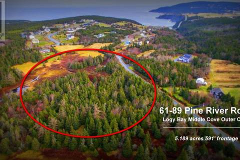 Home for sale at 61 Pine River Rd Logy Bay Middle Cove Outer Cove Newfoundland - MLS: 1192754