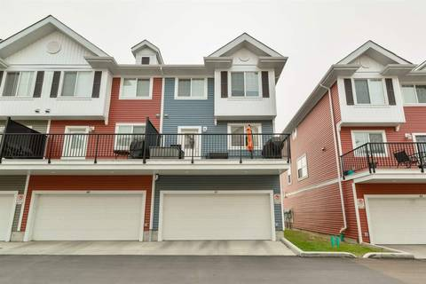 Townhouse for sale at 903 Crystallina Nera Wy Nw Unit 61 Edmonton Alberta - MLS: E4178032