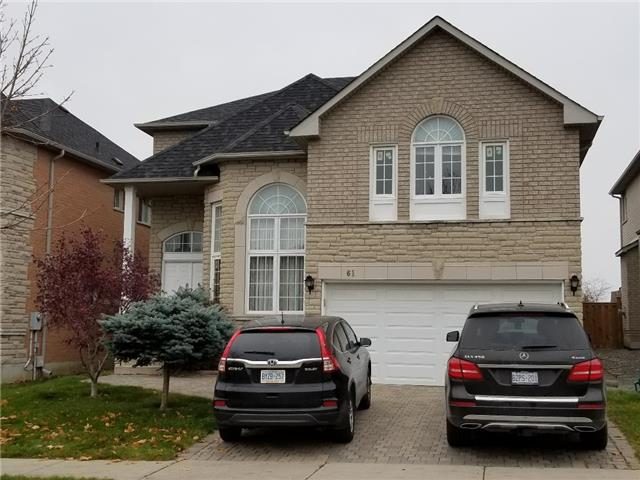 Removed: 61 Alpine Crescent, Richmond Hill, ON - Removed on 2018-08-03 11:45:29