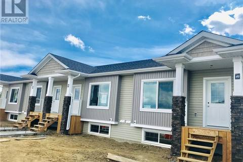 Townhouse for sale at 61 Athens Rd Blackfalds Alberta - MLS: ca0172531