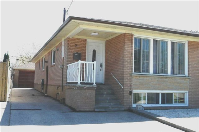 Sold: 61 Baltray Crescent, Toronto, ON