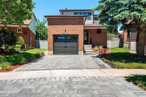 House for sale at 61 Brimstone Cres Toronto Ontario - MLS: E4813060