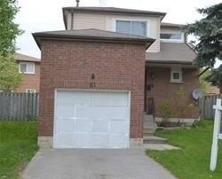 House for sale at 61 Brimstone Cres Toronto Ontario - MLS: E4652698