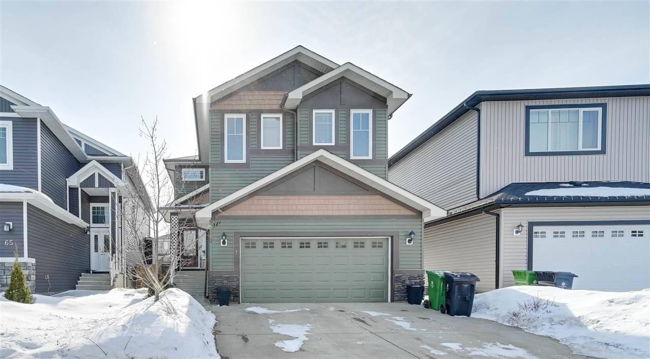 House for sale at 61 Cypress Li Fort Saskatchewan Alberta - MLS: E4192711