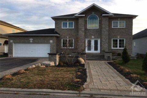 House for sale at 61 De La Rive Dr Embrun Ontario - MLS: 1214866
