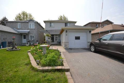 House for sale at 61 Delaney Cres Barrie Ontario - MLS: S4472562