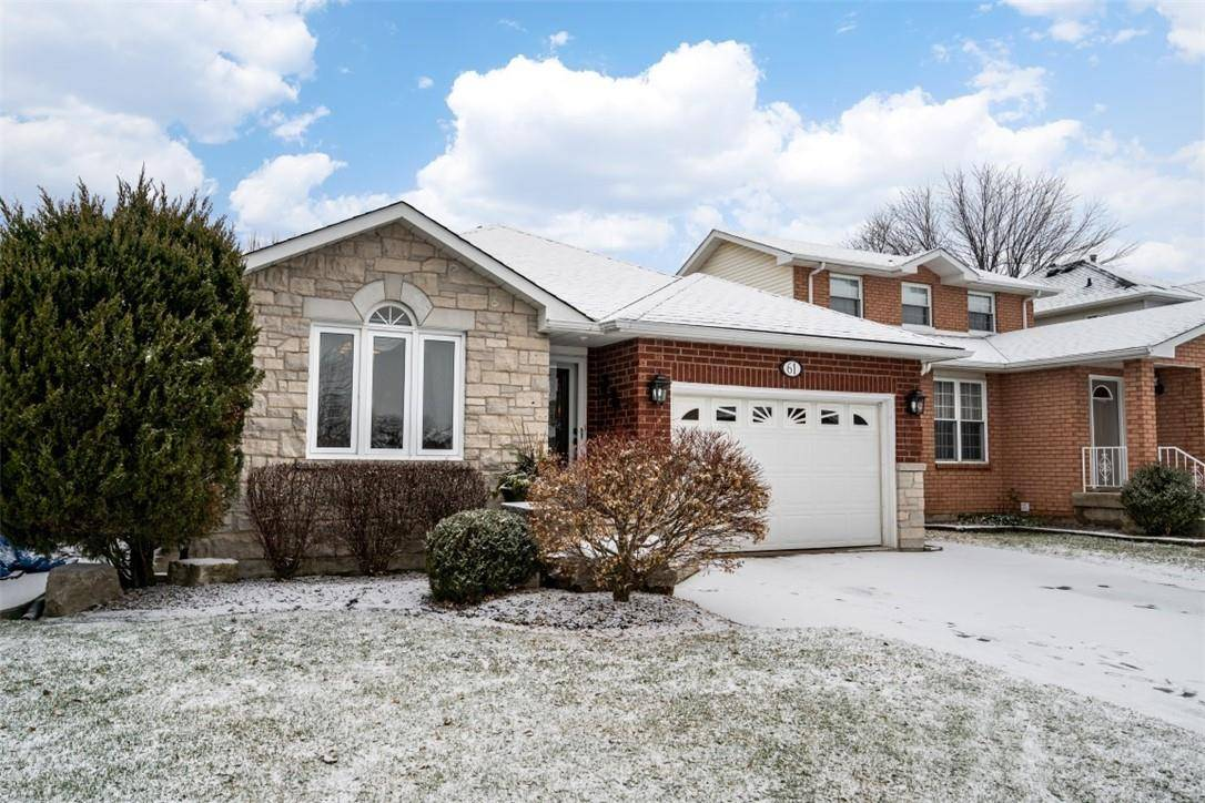 House for sale at 61 Duncan Ave Waterdown Ontario - MLS: H4070380