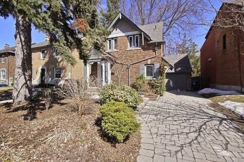 House for rent at 61 Dunedin Dr Toronto Ontario - MLS: W4388629