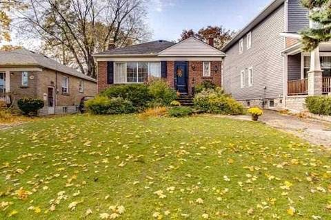 House for rent at 61 Enfield Ave Toronto Ontario - MLS: W4488849