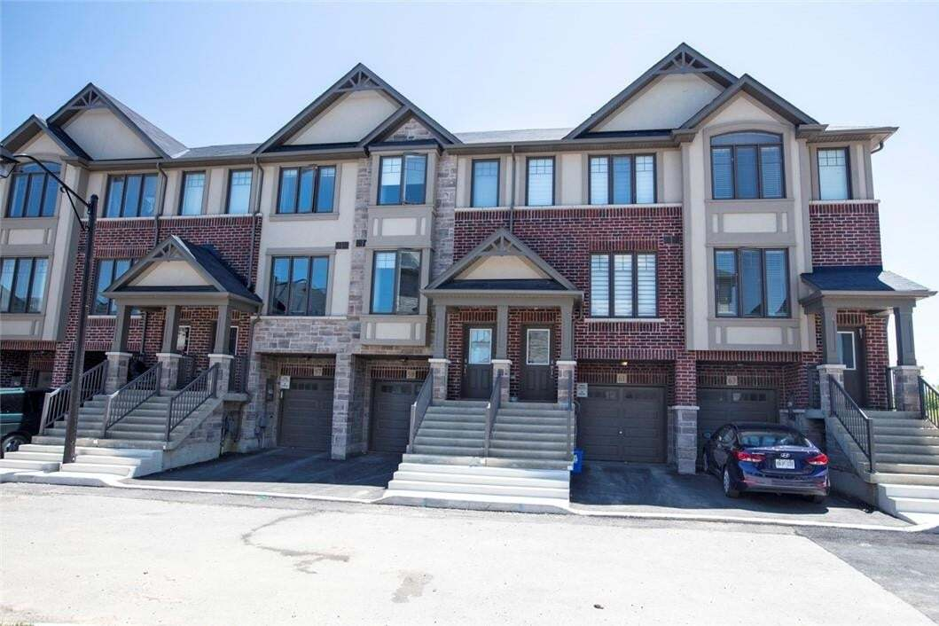 Townhouse for sale at 61 Farley Ln Ancaster Ontario - MLS: H4080677