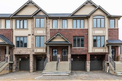 Townhouse for sale at 61 Farley Ln Hamilton Ontario - MLS: X4446315