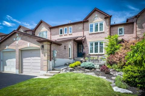 Townhouse for sale at 61 Fernbank Pl Whitby Ontario - MLS: E4490924