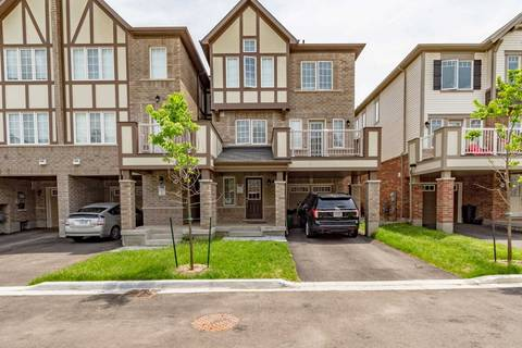 Townhouse for sale at 61 Frost Ct Milton Ontario - MLS: W4491682