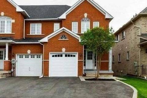 Townhouse for sale at 61 Gianmarco Wy Vaughan Ontario - MLS: N4484916