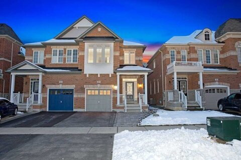 Townhouse for sale at 61 Gooseman Cres Markham Ontario - MLS: N5000481