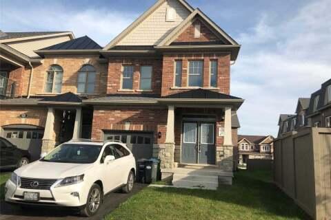 Townhouse for rent at 61 Hogan Manor Dr Brampton Ontario - MLS: W4864478