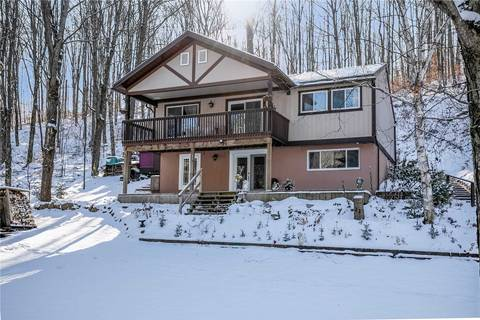House for sale at 61 Huronwoods Dr Oro-medonte Ontario - MLS: S4629439