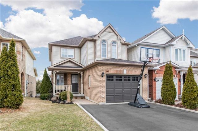 For Sale: 61 Jays Drive, Whitby, ON | 3 Bed, 4 Bath Home for $625,000. See 20 photos!