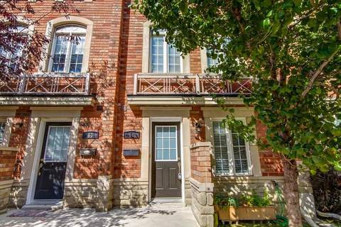 Townhouse for sale at 61 Jim Baird Me Toronto Ontario - MLS: W4589442