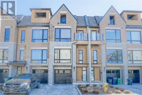 Townhouse for sale at 61 Kenneth Wood Cres Toronto Ontario - MLS: 30727047