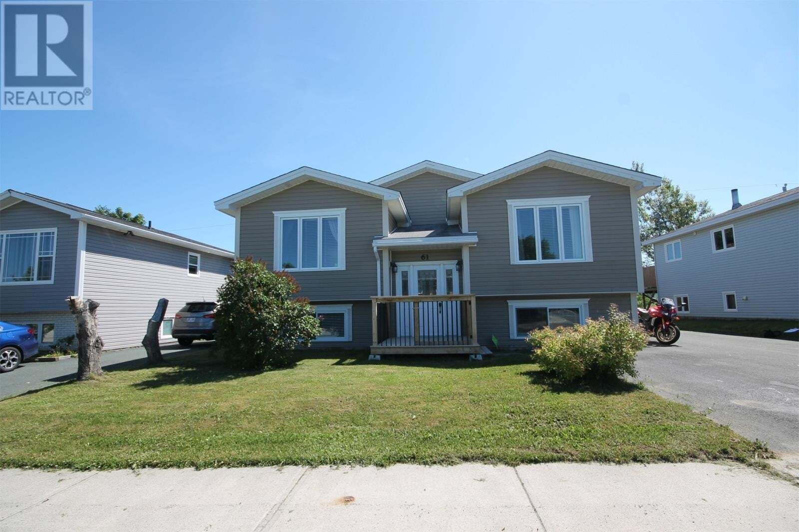 House for sale at 61 Kerry Ave Conception Bay South Newfoundland - MLS: 1217158