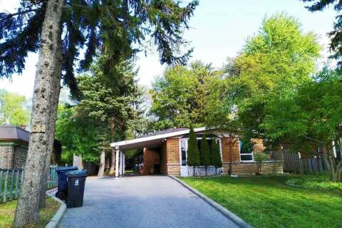 House for rent at 61 Kingslake Rd Toronto Ontario - MLS: C4959465