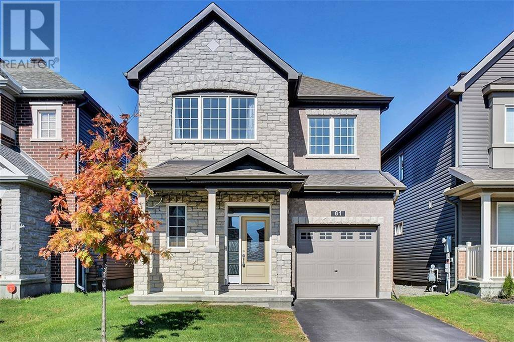House for sale at 61 Knockaderry Cres Ottawa Ontario - MLS: 1172117