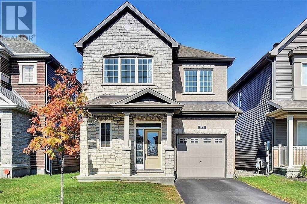 House for rent at 61 Knockaderry Cres Ottawa Ontario - MLS: 1177662