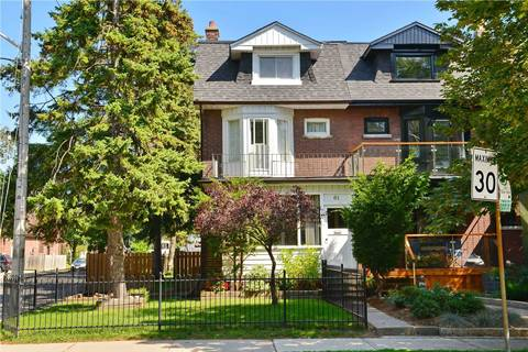 Townhouse for sale at 61 Langford Ave Toronto Ontario - MLS: E4572975