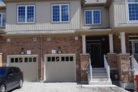 Townhouse for rent at 61 Lesson St East Luther Grand Valley Ontario - MLS: X4585336